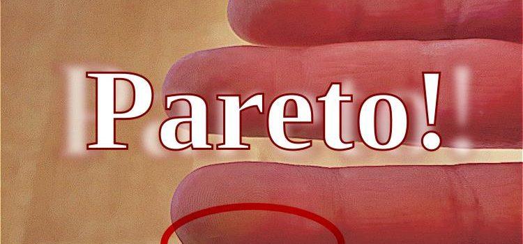 Sensation: Pareto muss Bogenschütze gewesen sein