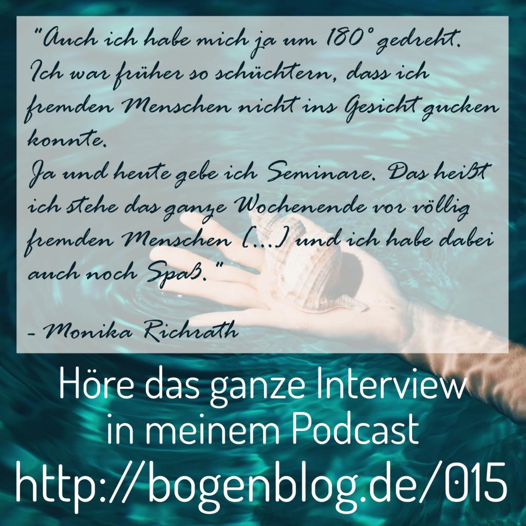 Interview mit Monika Richrath